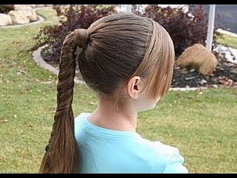 hairstyles kids girls school