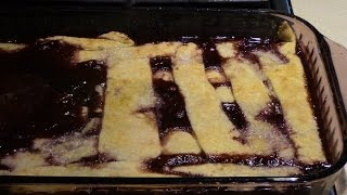 Rod's Old Fashioned Blackberry Cobbler