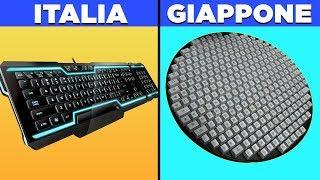 5 Cose Assurde che hanno gli altri paesi e l'Italia NO!