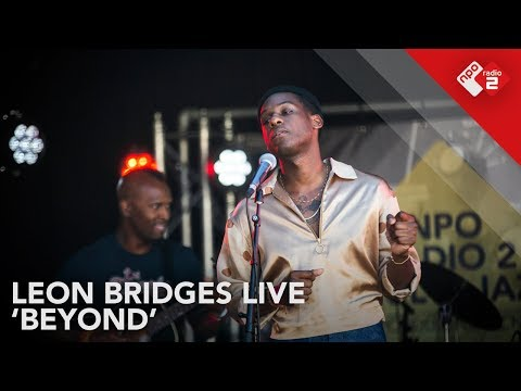 Leon Bridges - 'Beyond' Live (North Sea Jazz 2018) | NPO Radio 2