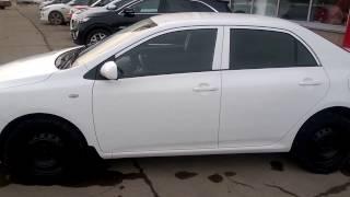 Купить Тойота Королла (Toyota Corolla) 2008 г. с пробегом бу в Саратове. Автосалон Элвис Trade in