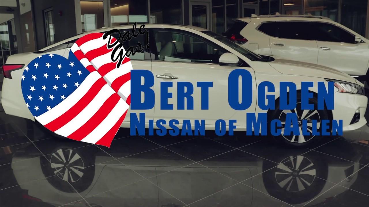 Bert Ogden Nissan >> 2019 Nissan Altima Bert Ogden Nissan Mcallen