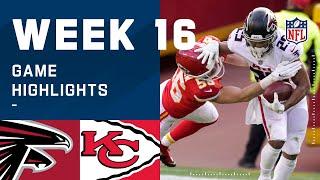 Falcons vs. Chiefs Week 16 Highlights | NFL 2020