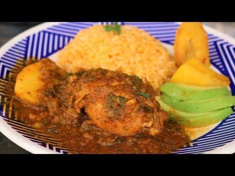 Best Chicken Stew Ever - Traditional Ecuadorian Seco de Pollo Recipe