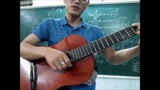 (GPT guitar school) Bài 6: CHƠI GIỌNG G và D