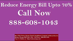 Best Solar Power (Energy Panels)  Installation Company in Salisbury Massachusetts MA