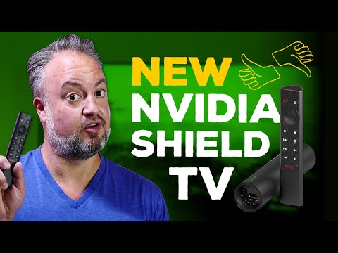 New NVIDIA Shield TV 2019 Review