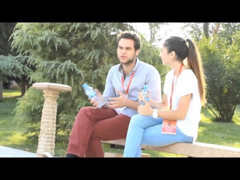 1st International Ganja Youth Forum | I epsode | EYP Azerbaijan