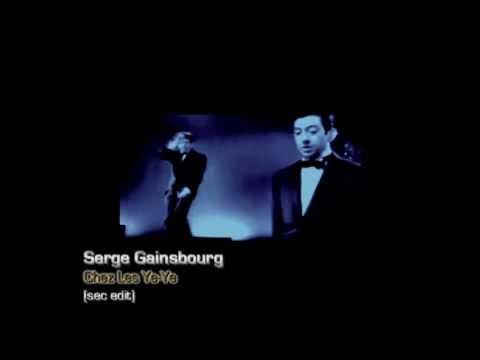Serge Gainsbourg - Chez Les Ye-Ye K-POP Lyrics Song