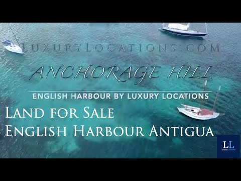 English Harbour, Antigua, Land by Luxury Locations Antigua