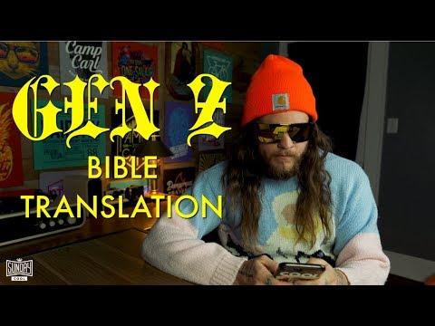 GEN Z Bible Translation