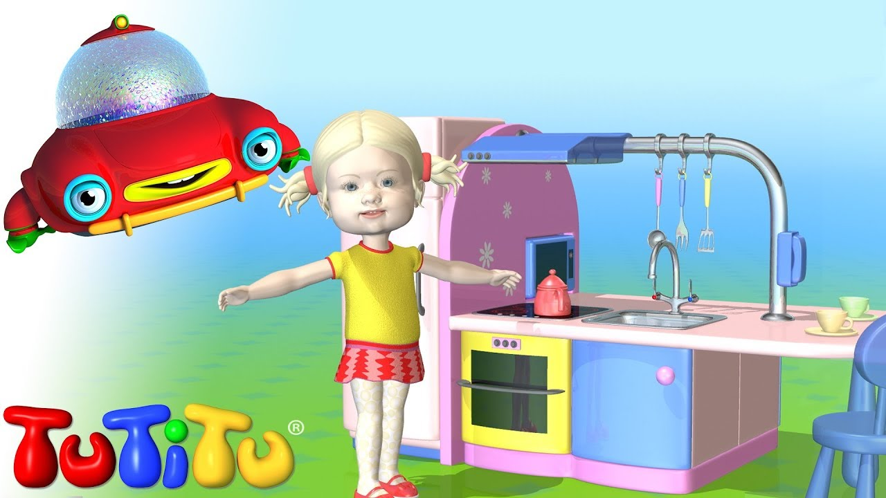TuTiTu Toys Kitchen
