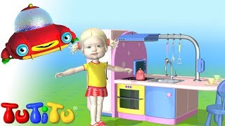 Repeat youtube video TuTiTu Toys | Kitchen
