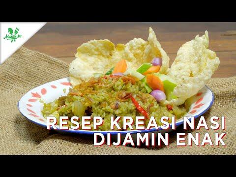 Resep Kreasi Nasi Dijamin Enak