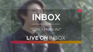 CJR Mata Air Live on Inbox