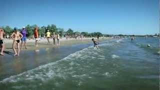 Анапа - Пляж лагеря Премьера(Июнь 2012 (1-я смена). Музыка: Потап и Настя - Прилелето., 2012-07-21T12:41:57.000Z)