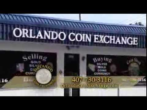 Orlando Coin Exchange Commercial