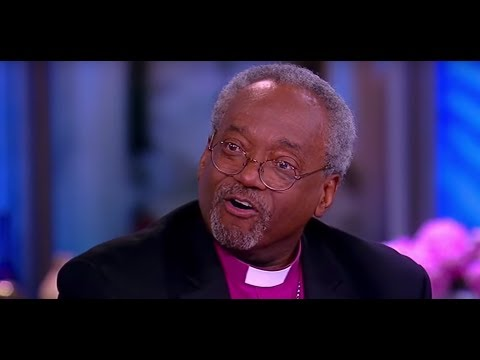 Bishop Michael Curry On His Sermon At The Royal Wedding | The View