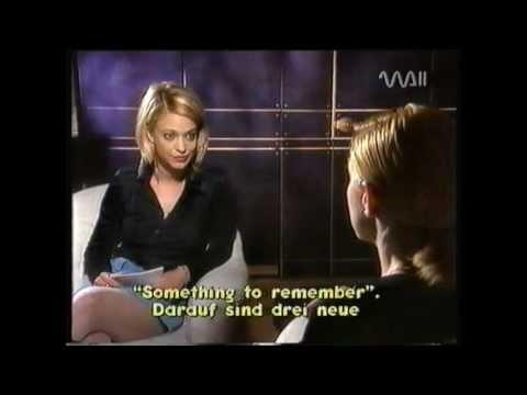 Madonna  Rare  with Heike Makatsch  PART 0