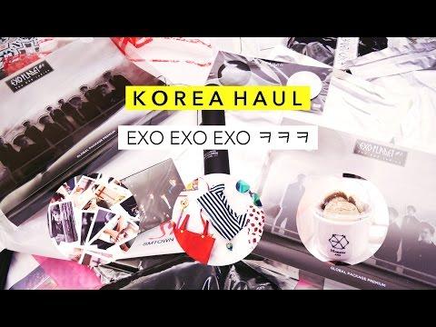 mini-korea-haul-👑-doll-clothing,-coex-artium-snacks,-global-package-goods