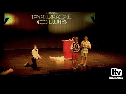 VÍDEO: Yllana llena de carcajadas el Auditorio de Lucena con los mejor de sus 25 años de trayectoria