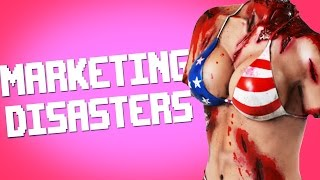 5 Disastrous Attempts at Videogame Marketing