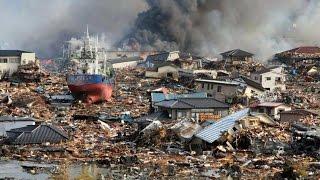 Япония. Место разрушения цунами спустя 3 года
