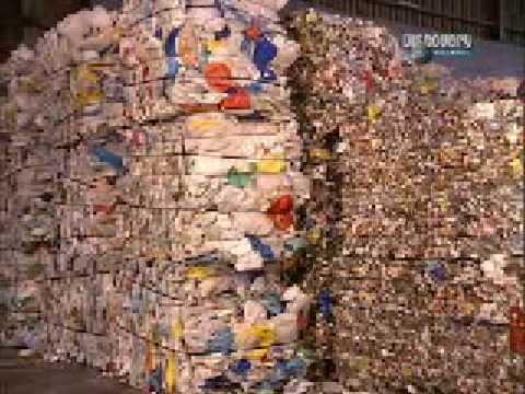 Переработка мусора, утилизация