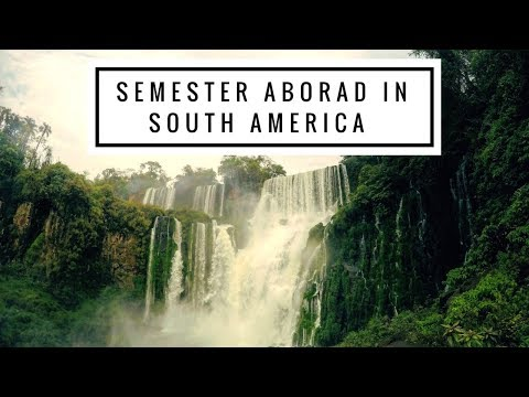 South America 2017 HD - 5 months in 5 minutes (Argentina, Uruguay, Brazil)
