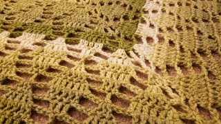 "The ""Arbor Shawl"" Crochet Tutorial!"