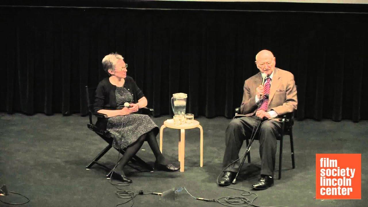 "NYJFF Q&A: Ed Koch, ""Koch"""