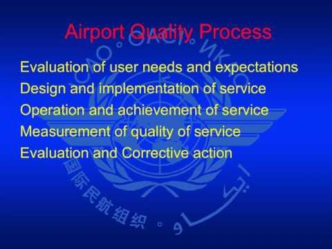 international-civil-aviation-organization---ats-quality-assurance-seminar
