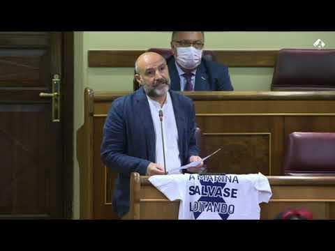 Néstor Rego insta á Ministra de Industria a intervir ALCOA para salvar o emprego