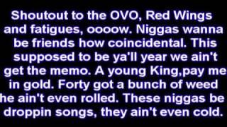 Repeat youtube video Nicki Minaj-Moment 4 Life lyrics