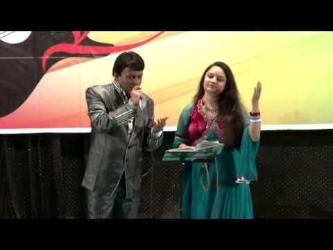 Apne pyaar ke sapne sach hue by K for Kishor fame Nayan Rathod and Anal Vasavda