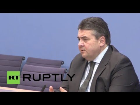 Germany: Berlin and Moscow searching for areas unaffected by sanctions - Gabriel