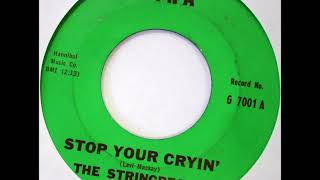 Stringbeans - Starbright / Stop Your Cryin' - Gina 7001 - 1964
