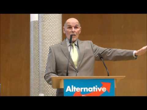 AfD Wahlauftaktveranstaltung Frankfurt/M am 20.01.2016  (HD)