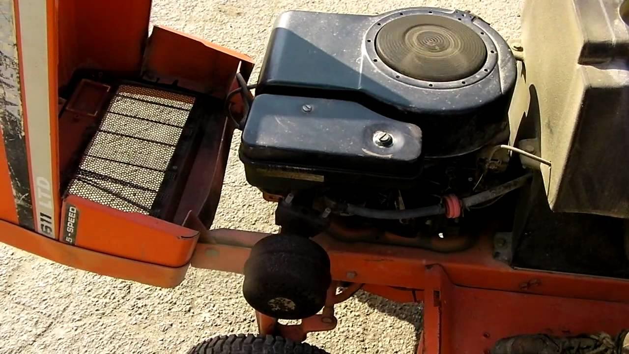 allis chalmers 611 ltd lawn tractor   allis chalmers lawn tractors: allis  chalmers lawn tractors - tractorhd mobi