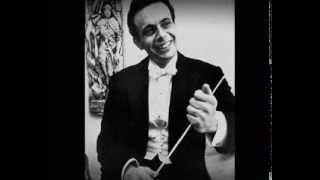 Antonín Dvořák, Symphony No.8: Allegretto grazioso. Lorin Maazel (c)