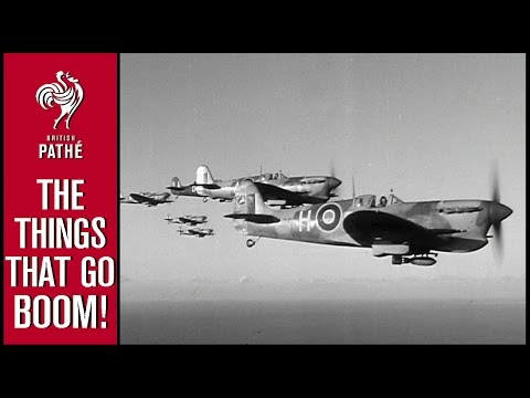 Knights of the Air - The RAF