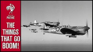 Knights of the Air - The RAF | British Pathé