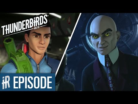 Thunderbirds Are Go | Ring Of Fire (Part 1 & 2)