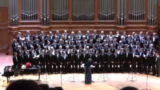 Мужской хор МИФИ - Слава во вышних Богу