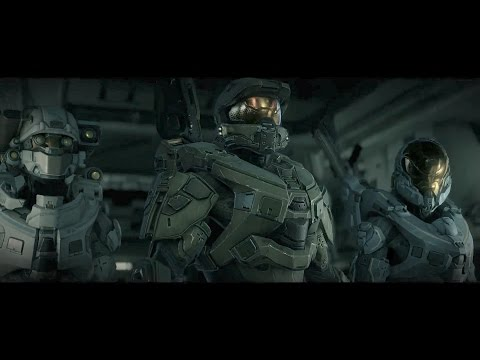 Halo 5 - Master Chief's Blue Team Opening Cinematic Trailer (Xbox One)
