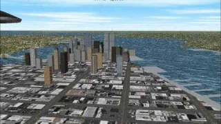 Flight Simulator 2000: New York