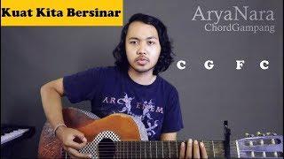 Chord Gampang (Kuat Kita Bersinar - Superman Is Dead) by Arya Nara (Tutorial Gitar) Untuk Pemula