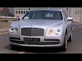 Testing The Bentley Flying Spur In Beijing - Fifth Gear