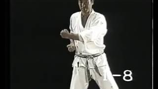 Kata Bassai Dai JKA Osaka Sensei