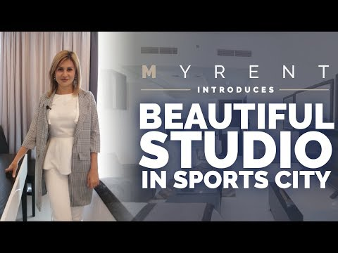Beautiful Studio in Sports City, Dubai / MyRent.ae review